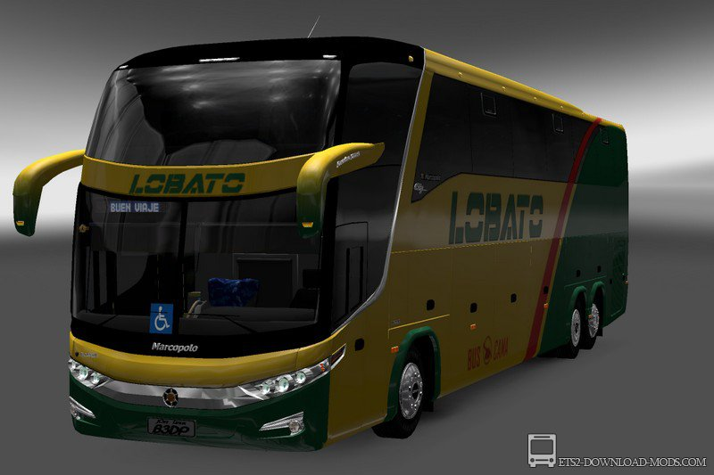 Скачать автобусы моды на евро трек симулятор 2 - 04ed