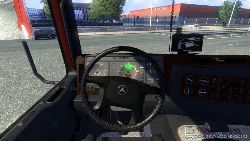 Скачать Mp для Euro Truck Simulator 2