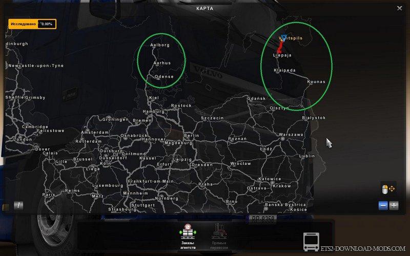 евро трек симулятор 2 скачать торрент с картой россии - фото 5