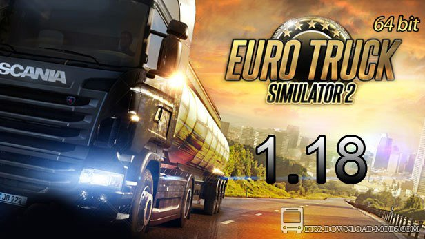 Скачать Евро Трек Симулятор 2 Версия 1.19.2.1