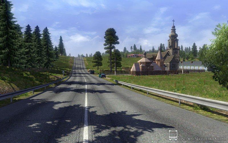 Скачать Карту России для Етс 2
