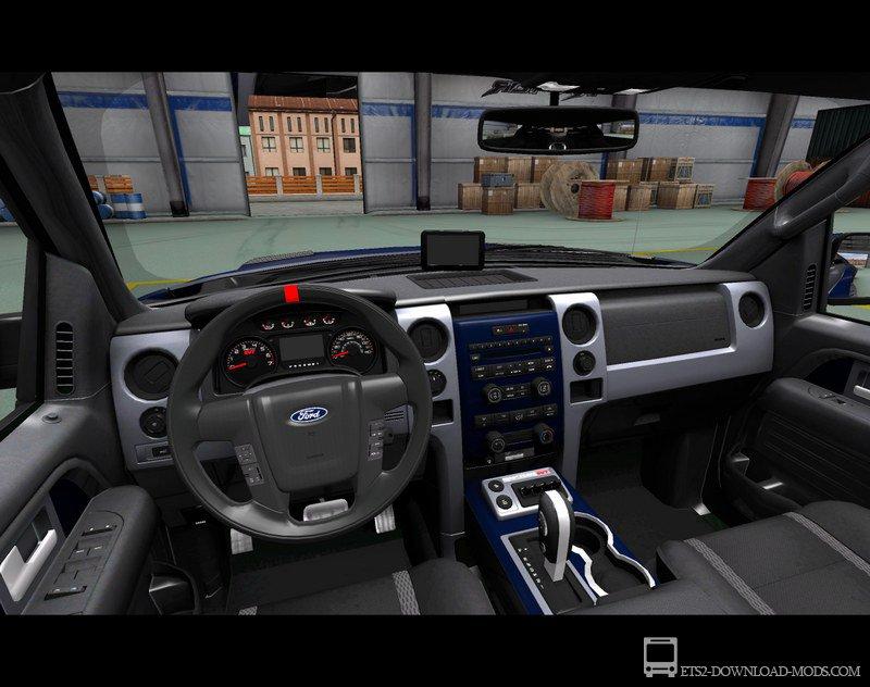 Мод на зиму в euro truck simulator 2 скачать