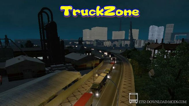 скачать мод на пробки для Euro Truck Simulator 2 - фото 10