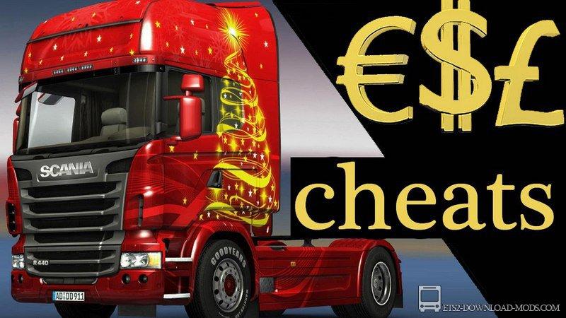 Скачать обновление для Euro Truck Simulator 2