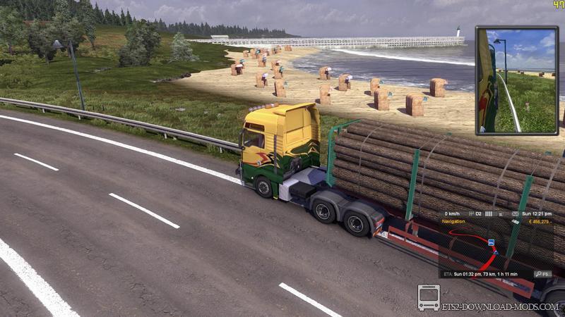 Euro Truck Simulator 2 Игру