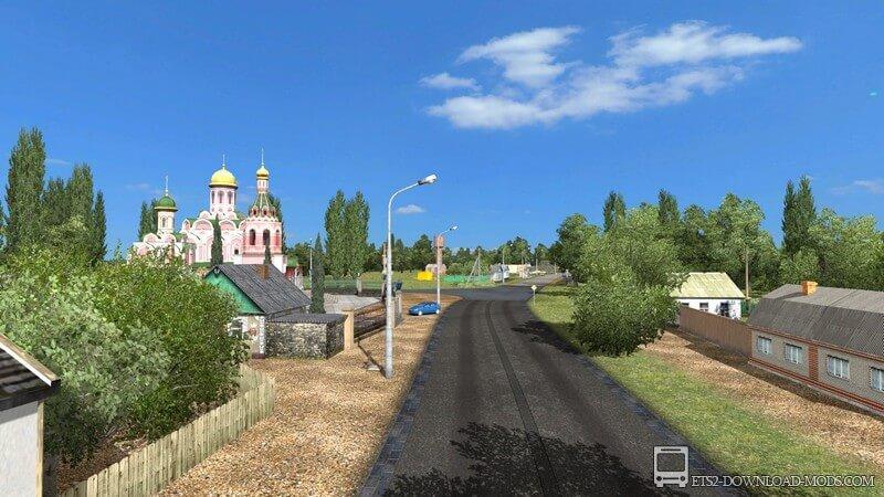 скачать игру евро трек симулятор 2 русская карта - фото 8