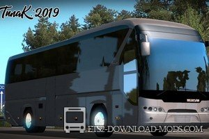 Автобус Neoplan Tourliner для ЕТС 2 1.36